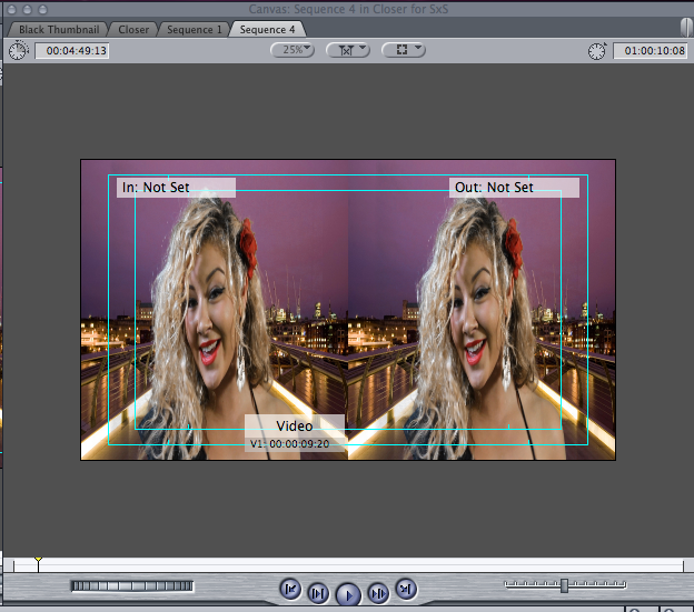 Stereoscopic Side by Side 3D